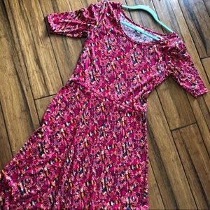 Lularoe Ana maxi dress